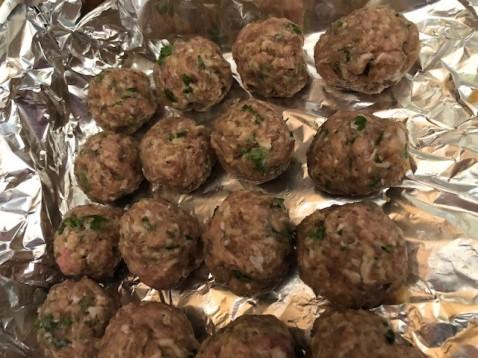 schnitzel meatballs 1