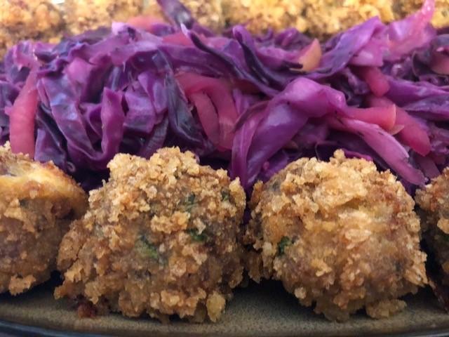 schnitzel meatballs 4