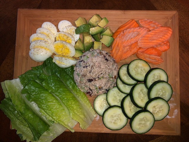 Haravest Tuna Salad 3