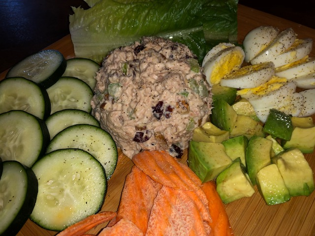 Harvest tuna Salad 1